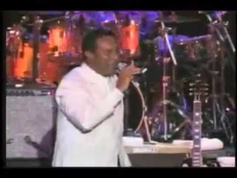 Luther Vandross - Dance With My Father Live Performance