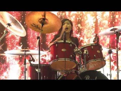 XPDC Metal 60an Suzanna LIVE Drum Cover by Nur Amira Syahira