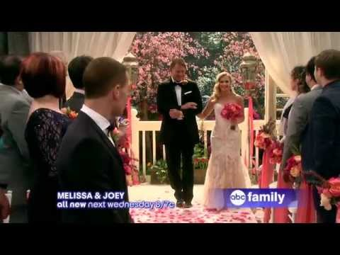Melissa & Joey 3x35 Promo 'You're the One That I Want' (HD)