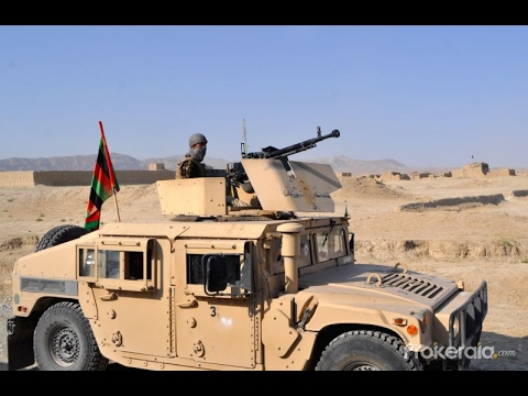 Afghan National Army //  2017