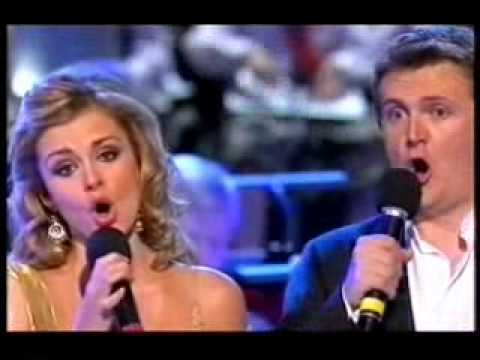O Holy Night Katherine Jenkins and Aled Jones SoP 25th Dec 05