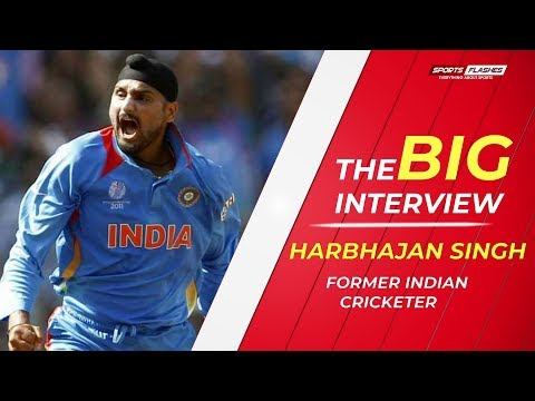 The big interview with Harbhajan Singh   World Cup 2019