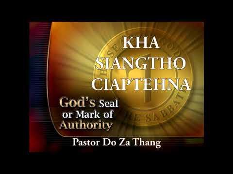 KHA SIANGTHO CIAPTEHNA ~ Pr. Do Za Thang