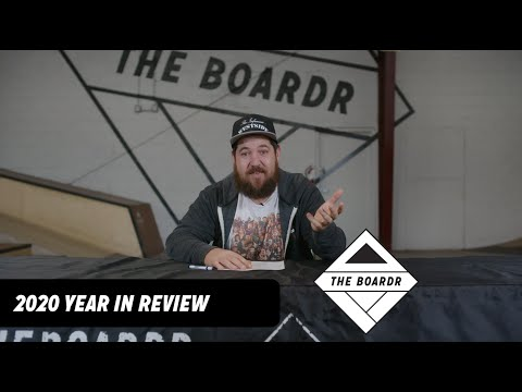 The Boardr 2020 Year in Review