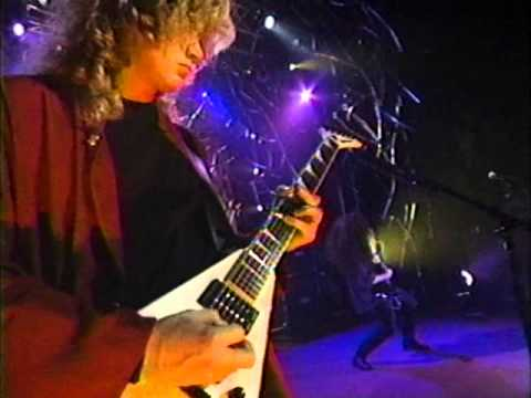 Megadeth  Sweating Bullets Night Of The Living Megadeth 1994