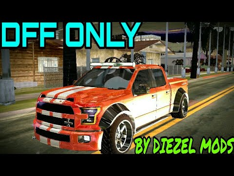 Gta Sa Android Big Vans And Jeeps Dff Only No Txd 2019 Youtube