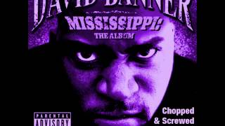 David Banner - Like a Pimp (Chopped & Screwed by Jarkid)