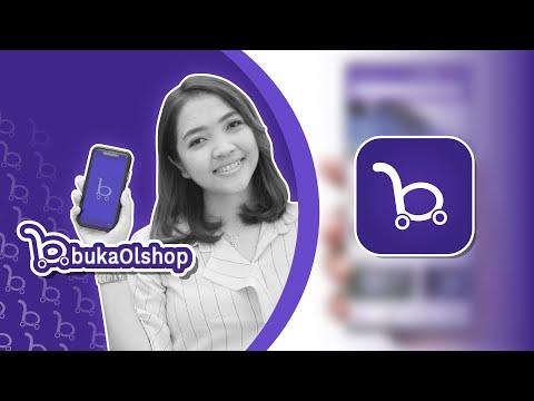 Buat Aplikasi Android (Online Shop) - bukaOlshop