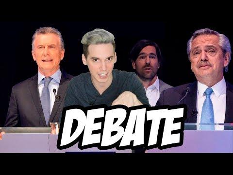 ANALIZANDO EL DEBATE PRESIDENCIAL 2019 - Pablo Agustin