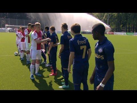 17-05-2014: bekerfinale PSV C1 - Ajax C1
