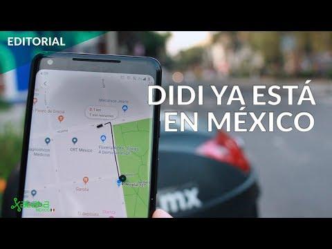 DiDi ahora apuesta al oeste de México: el servicio llegará a cuatro nuevas ciudades