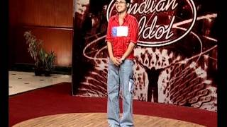 Indian Idol Season 3 - Audition.