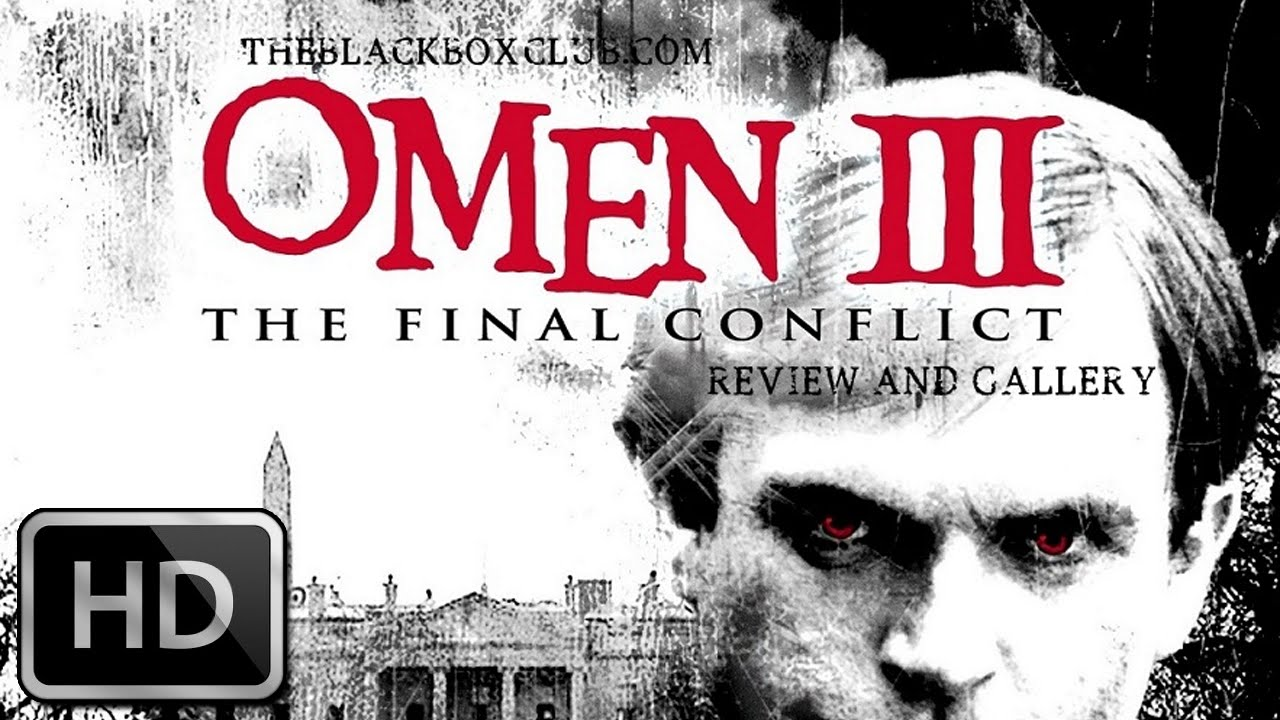 The omen 3 the final conflict 1981 trailer in 1080p for Sign of portent 3