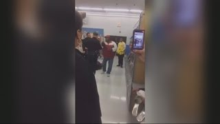 Wrong person detained at Walmart