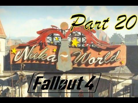 Nuka World Fallout 4 Part 20 | Nuka World Power Plant