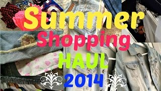 Summer Shopping Haul ✿|| DariaBeauty