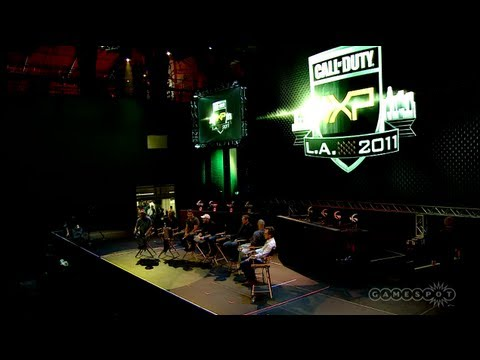 Call of Duty XP Panel: The Voices of Call of Duty