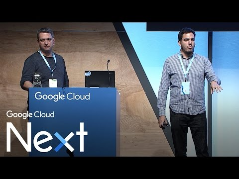 Lifecycle of a migrated application (Google Cloud Next '17)