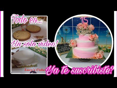 Repeat Decoración Pastel 15 Años Paso A Paso Tips Y Más