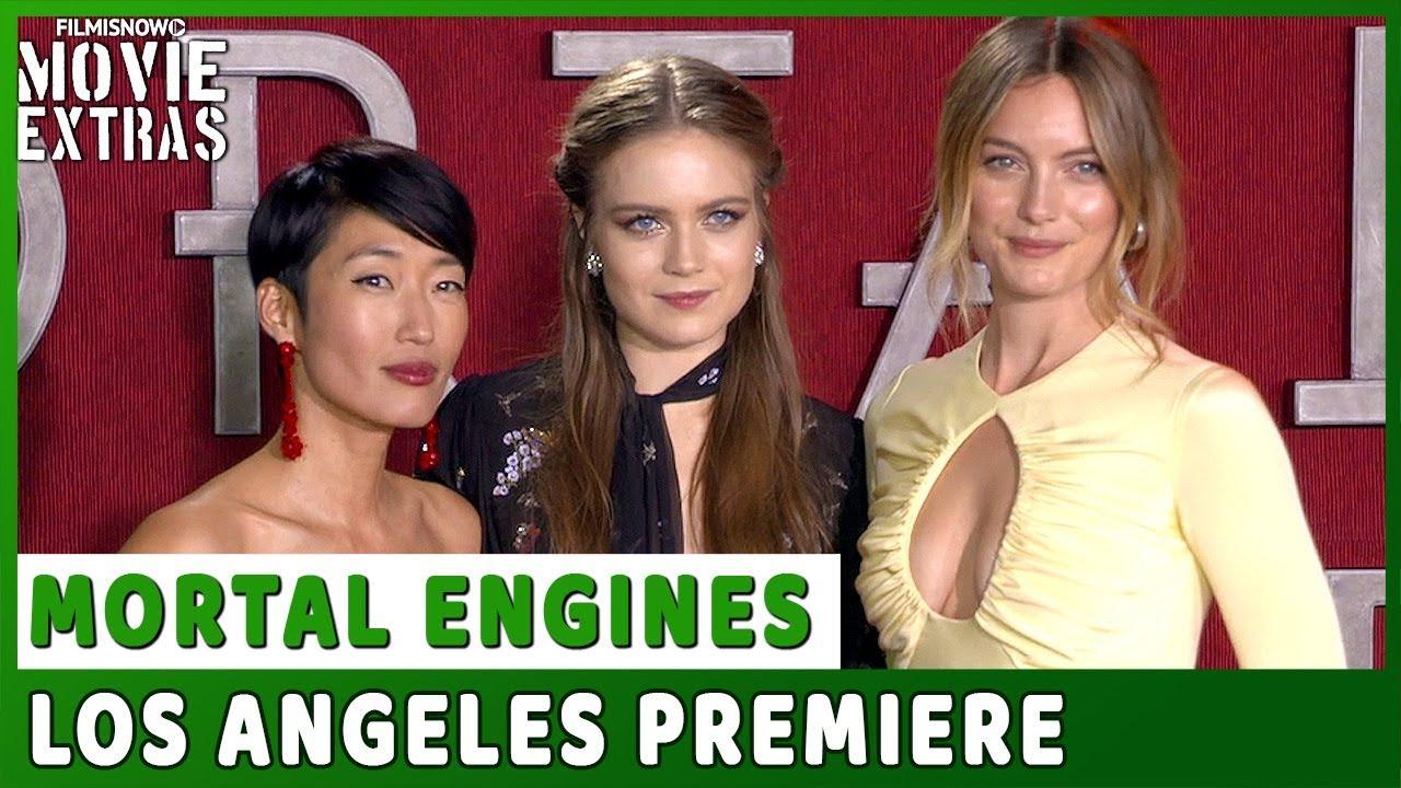 MORTAL ENGINES | LA Premiere