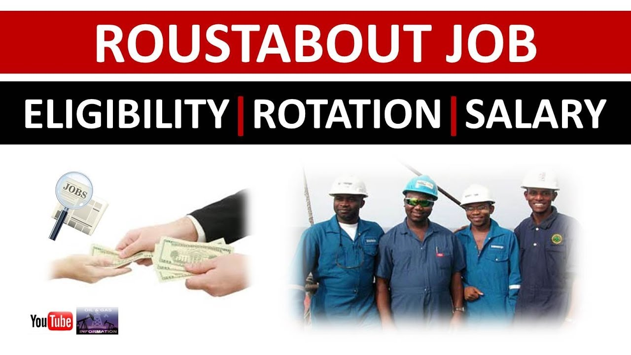 Roustabout Job | Eligibility | Rotation | Salary | Oil and Gas Drilling Rig