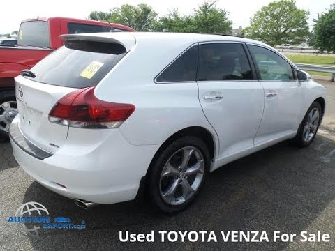 Used Toyota Venza for Sale in USA, Shipping to Nigeria