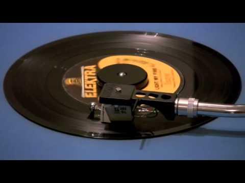 The Doors - Light My Fire - 45 RPM - ORIGINAL MONO MIX - First Pressing