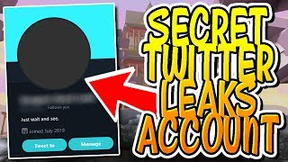 * NEU* SECRET DUNGEON QUEST TWITTER LEAKS!! (Roblox)