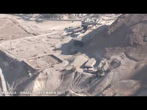 YouTube - MK Timothy visiting Masada, Israel