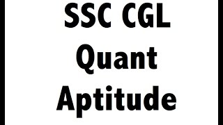 SSC CGL quantitative aptitude/maths Tricks and Shortcuts by Abhishek Jain