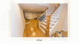 Basement Finishing Ideas: From Basement To Multi Purpose Family Room In Danbury, Ct
