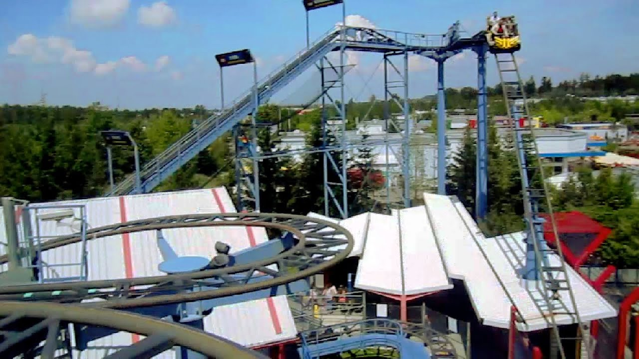 Project X Test Strecke Front Seat On Ride Hd Pov Legoland Deutschland Youtube