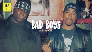 (free) raw old school boom bap type beat x hip hop instrumental | 'Bad Boys' prod. by JCHL