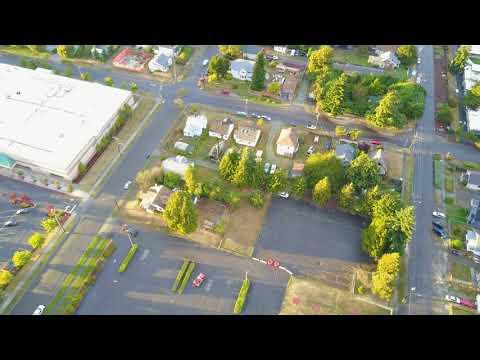 Tacompton Files: Van surfer (drone footage)