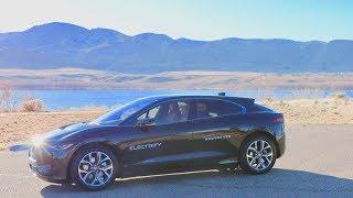 Jaguar I-Pace: The Tesla Killer?