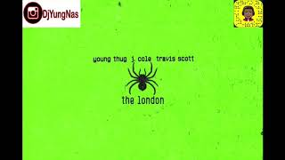 Young Thug The London Clean Ft. J-Cole, Travis Scott.mp3
