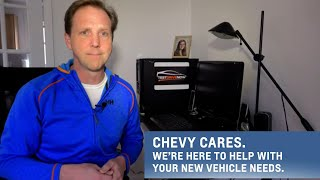 Your Guide to Cars & COVID-19 | Chevrolet's Response