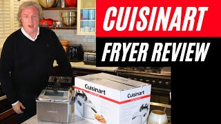 SEE HOW IT WORKS: Frying Chicken, Fried, and Poppers, and a BIG Review