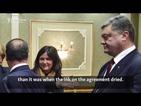The Daily Vertical: Why Minsk Failed