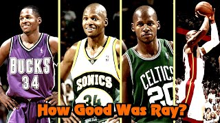 How GOOD Was Ray Allen Actually?