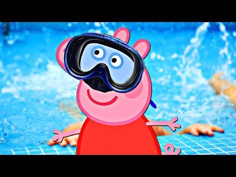Peppa Pig Fishing Day - Peppa Pig English Episodes Gamesиз YouTube · Длительность: 10 мин19 с