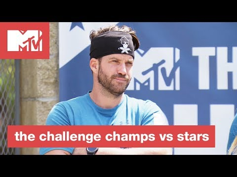 'Sink or Swim' Official Sneak Peek | The Challenge: Champs vs. Stars | MTV