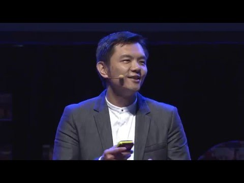 Let's architecture wellness into hospitals | Jerry Ong | TEDxSingapore