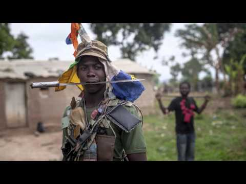 Elections halted in Central African Republic as violence continues
