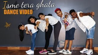 Tera Ghata Dance || Choreography By Nitish Nidhariya
