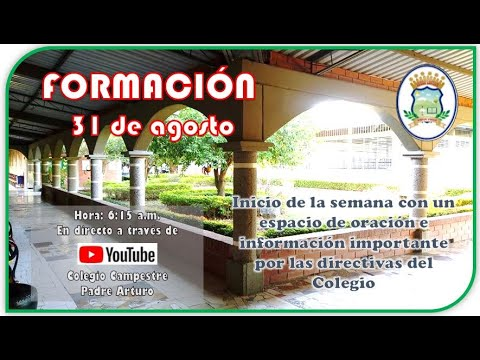 FORMACIÓN 31 AGOSTO from YouTube · Duration:  29 minutes 13 seconds