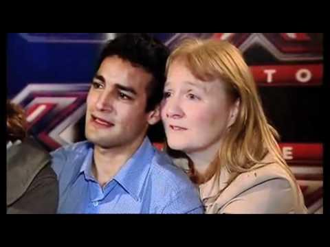 Inspirational John Lennon tribute on the X-Factor
