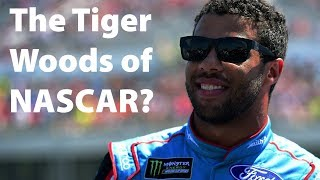 The Tiger Woods Of Nascar?