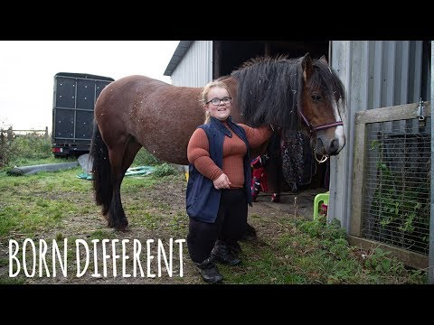 The Champion Horse Rider With Dwarfism | BORN DIFFERENT