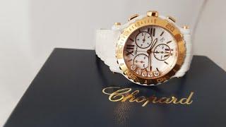 Обзор женских часов Chopard Happy Sport Chronograph ref 288515-9001